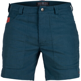 """Amundsen Sports M's Concord 7"""" Shorts faded blue/natural"""